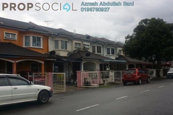 For Sale Terrace at Seksyen 4, Bandar Baru Bangi Leasehold Unfurnished 4R/3B 650k