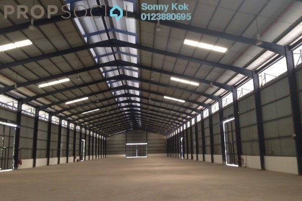 For Rent Factory at Kampung Telok Gong , Port Klang Leasehold Unfurnished 0R/0B 39.8k
