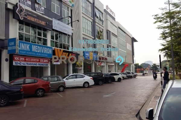 For Rent Shop at Boulevard Business Park, Jalan Ipoh Freehold Unfurnished 0R/2B 2.2k
