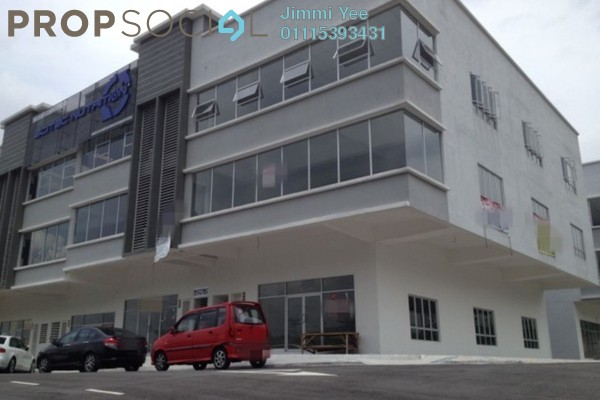 For Rent Shop at Montena, Alam Damai Leasehold Unfurnished 0R/2B 4k