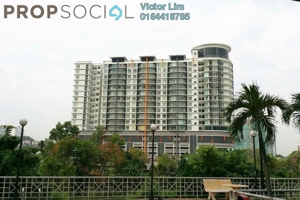 For Sale Condominium at Tiara Mutiara, Old Klang Road Freehold Semi Furnished 3R/2B 520k