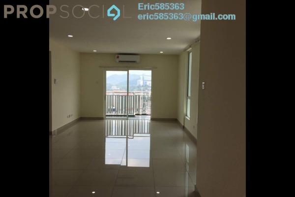 For Sale Serviced Residence at The Loft @ ZetaPark, Setapak Leasehold Semi Furnished 3R/2B 719k