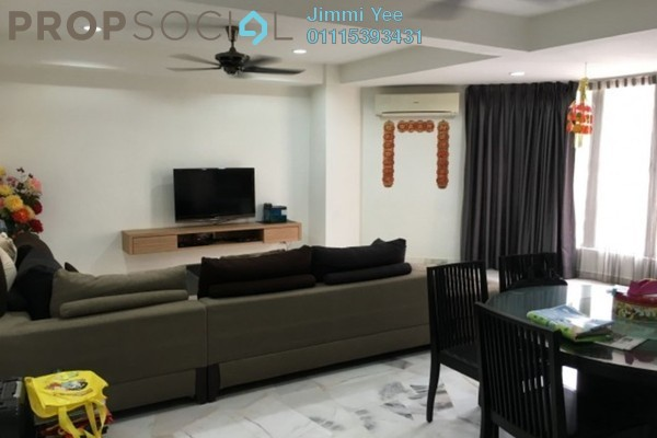 For Sale Condominium at Desa Gembira, Kuchai Lama Freehold Semi Furnished 3R/2B 460k