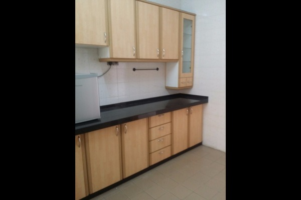 For Sale Terrace at Bandar Damai Perdana, Cheras South Freehold Unfurnished 4R/3B 598k