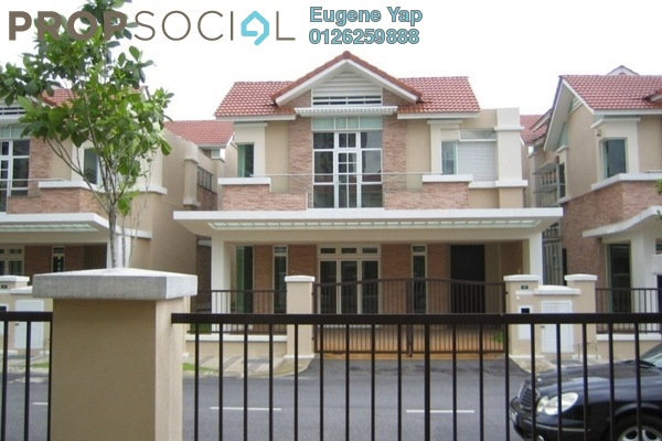 For Sale Terrace at LeVenue, Desa ParkCity Freehold Semi Furnished 6R/4B 2.2m