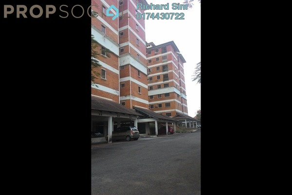 For Rent Condominium at Evergreen Park, Bandar Sungai Long Freehold Fully Furnished 3R/2B 1.5k