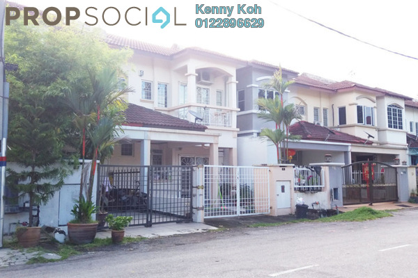 For Rent Link at Kasawari , Bandar Puchong Jaya Freehold Unfurnished 4R/3B 1.3k