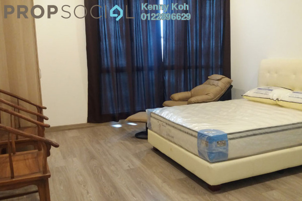 For Rent Condominium at Le Yuan Residence, Kuchai Lama Freehold Semi Furnished 3R/2B 2.5k