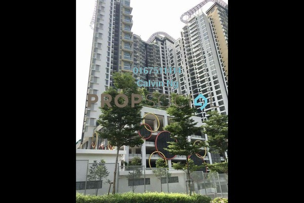 For Rent Condominium at You City, Batu 9 Cheras Freehold Semi Furnished 1R/1B 1.1k