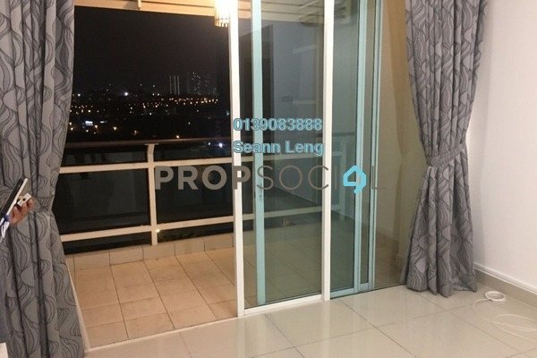 For Rent Serviced Residence at Oasis Ara Damansara, Ara Damansara Freehold Semi Furnished 2R/2B 2k
