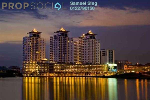 For Sale SoHo/Studio at The Heritage, Seri Kembangan Leasehold Fully Furnished 1R/1B 275k