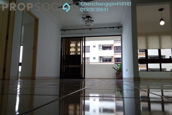 For Sale Condominium at Palm Spring, Kota Damansara Leasehold Semi Furnished 3R/2B 408k