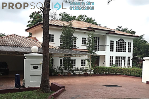 For Rent Bungalow at The Beverly Row, Putrajaya Freehold Semi Furnished 6R/6B 11k