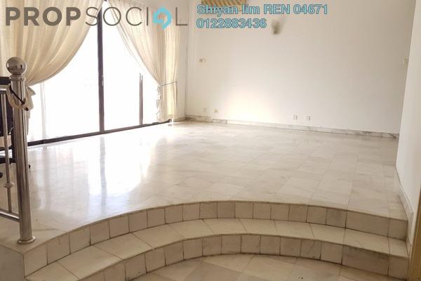 For Rent Condominium at Villa Angsana, Jalan Ipoh Freehold Semi Furnished 4R/3B 2.4k