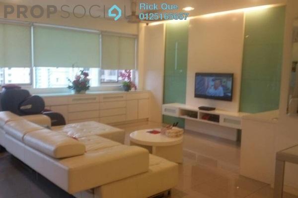 For Sale Condominium at Kiaramas Ayuria, Mont Kiara Freehold Fully Furnished 3R/4B 1.5m