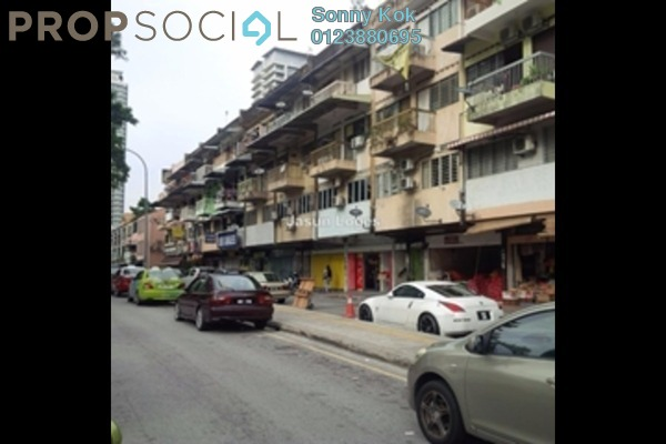 For Rent Shop at Villa Scott, Brickfields Freehold Unfurnished 0R/0B 2k