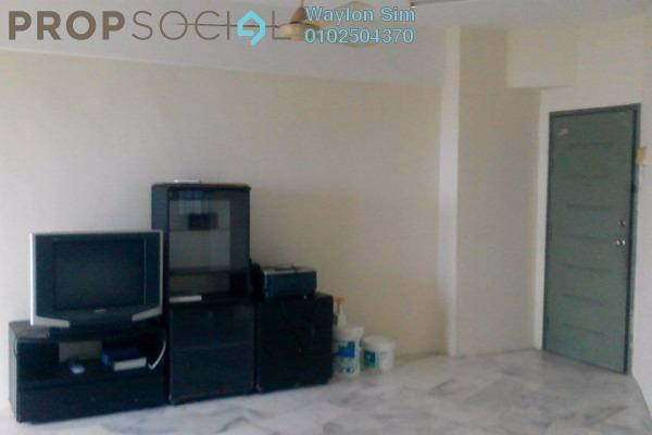 For Rent Condominium at Pandan Height, Pandan Perdana Freehold Semi Furnished 3R/2B 1.4k
