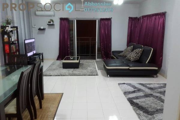 For Sale Condominium at Park Avenue, Damansara Damai Leasehold Semi Furnished 3R/2B 600k