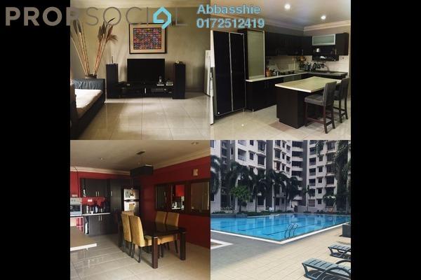 For Sale Condominium at Casa Tropicana, Tropicana Leasehold Semi Furnished 3R/2B 799k