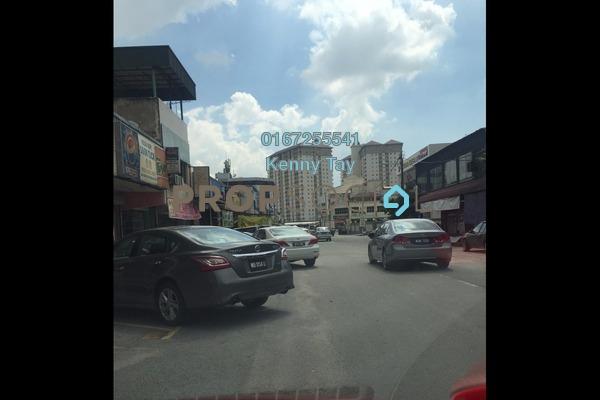 For Rent Shop at Kepong Baru, Kepong Freehold Semi Furnished 0R/0B 5k