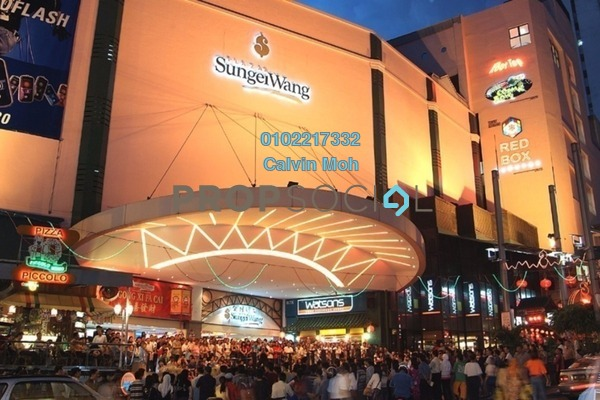 For Rent Shop at Sungei Wang Plaza, Bukit Bintang Freehold Unfurnished 0R/0B 5k