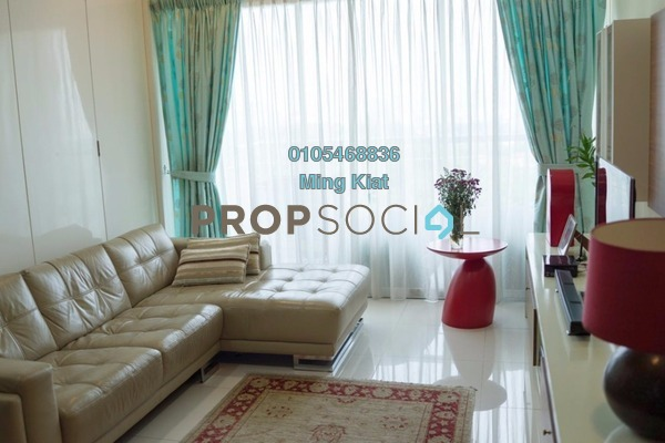 For Sale Condominium at 3 Residen, Melawati Freehold Fully Furnished 3R/2B 800k