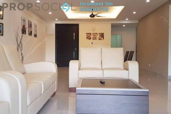 For Rent Condominium at Summerton Condominium, Bayan Indah Leasehold Fully Furnished 4R/3B 2.8k