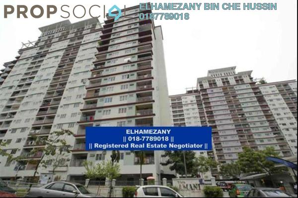 For Sale Condominium at Vista Amani, Bandar Sri Permaisuri Leasehold Unfurnished 4R/2B 450k
