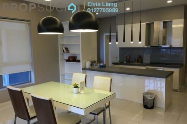 For Rent Condominium at Sixceylon, Bukit Ceylon Freehold Fully Furnished 3R/3B 5k