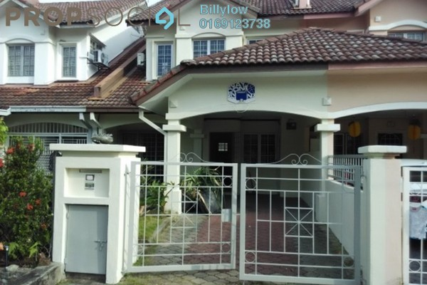 For Rent Terrace at USJ One Avenue, UEP Subang Jaya Leasehold Semi Furnished 4R/3B 1.8k
