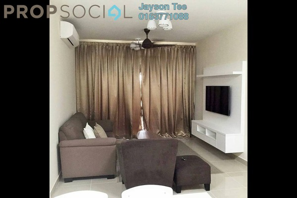 For Rent Condominium at Tamara, Putrajaya Freehold Fully Furnished 3R/2B 2.4k