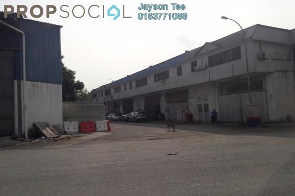 For Rent Factory at Kampung Baru Balakong, Balakong Freehold Unfurnished 0R/0B 3.5k