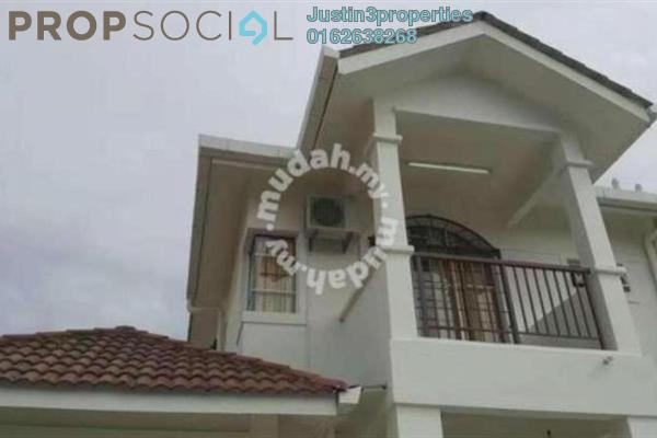 For Sale Semi-Detached at Double Green Residence, Ipoh Leasehold Semi Furnished 4R/3B 428k