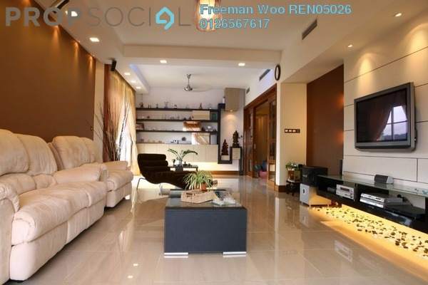 For Rent Condominium at Mont Kiara Aman, Mont Kiara Freehold Fully Furnished 3R/4B 8k