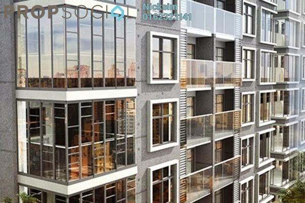 For Sale Condominium at Pavilion @ Bukit Jalil City, Bukit Jalil Leasehold Semi Furnished 3R/2B 500k