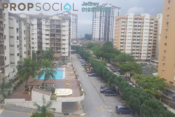 For Sale Apartment at Meadow Park 1, Old Klang Road Freehold Unfurnished 3R/2B 380k