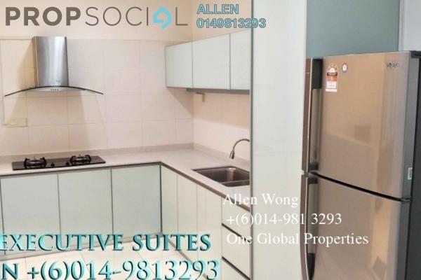 For Rent Condominium at Taman Bukit Indah, Bukit Indah Freehold Fully Furnished 2R/2B 2.5k