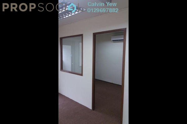 For Rent Office at Leisure Commerce Square, Bandar Sunway Leasehold Semi Furnished 0R/0B 1.2k
