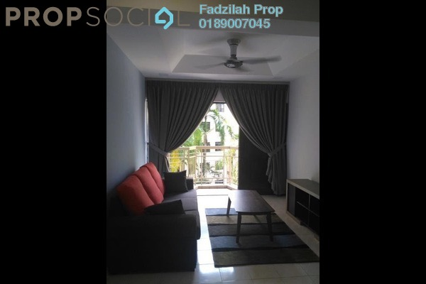 For Rent Condominium at Puncak Prima, Sri Hartamas Freehold Semi Furnished 2R/2B 2k