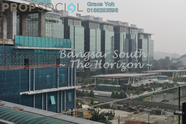 For Rent Office at The Horizon, Bangsar South Leasehold Unfurnished 0R/0B 9.09k