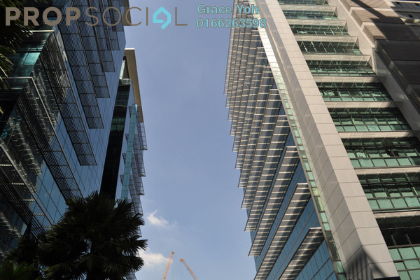 For Rent Office at The Horizon, Bangsar South Leasehold Unfurnished 0R/0B 20.9k