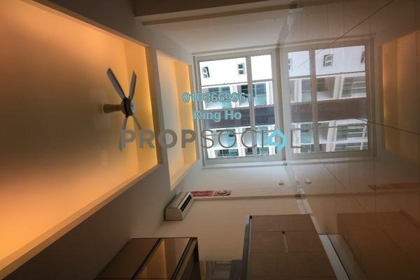 For Rent Condominium at Plaza Damas 3, Sri Hartamas Freehold Semi Furnished 1R/1B 1.6k