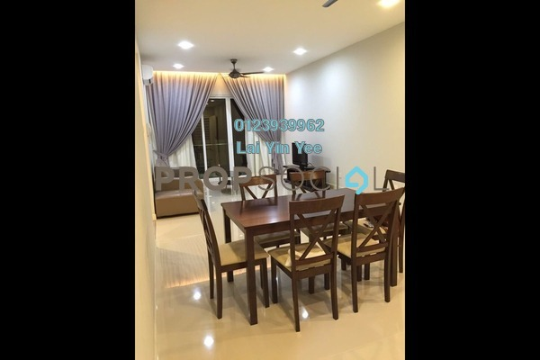 For Sale Condominium at Le Yuan Residence, Kuchai Lama Freehold Unfurnished 2R/2B 680k