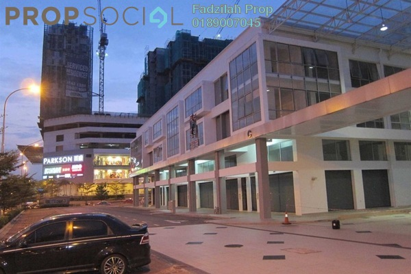For Rent Office at StarParc Point, Setapak Freehold Unfurnished 0R/0B 2.8k