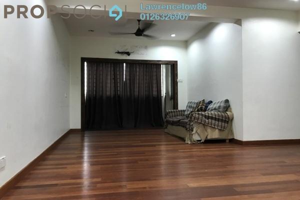 For Rent Condominium at Sri Bayu Apartment, Bandar Puchong Jaya Freehold Semi Furnished 3R/2B 1.2k