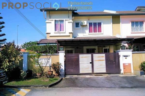 For Sale Terrace at Saujana Impian, Kajang Freehold Unfurnished 4R/3B 760k