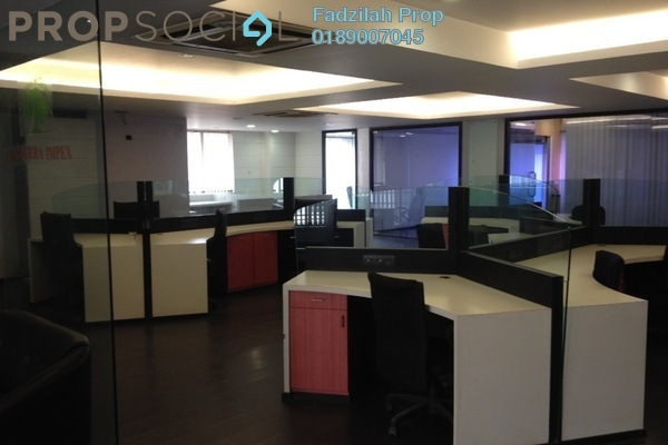 For Sale Office at Solaris Dutamas, Dutamas Freehold Fully Furnished 0R/0B 1.92m