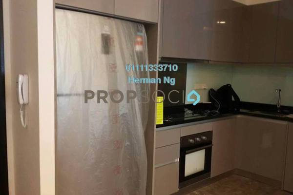 For Rent Condominium at Residency V, Old Klang Road Freehold Semi Furnished 2R/1B 1.6k