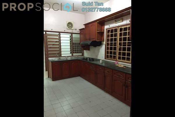 For Rent Terrace at Taman Wangsa Permai, Kepong Leasehold Semi Furnished 4R/3B 1.4k
