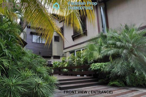 For Rent Bungalow at Bukit Pantai, Bangsar Freehold Fully Furnished 6R/6B 18k